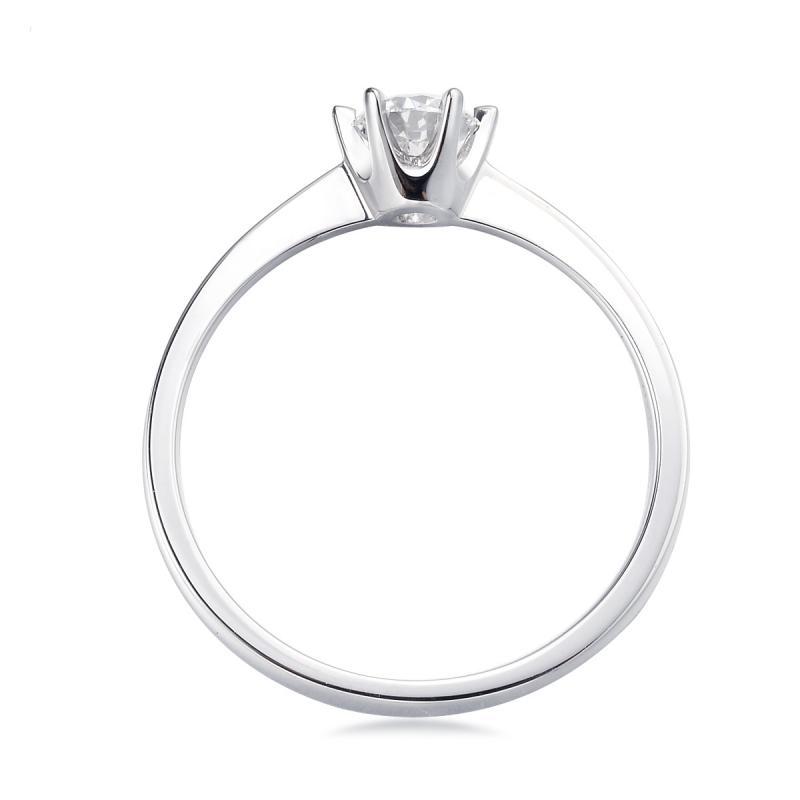 德西尔钻石戒指全爱钻婚嫁系列结婚求婚钻戒指女款首饰49319R