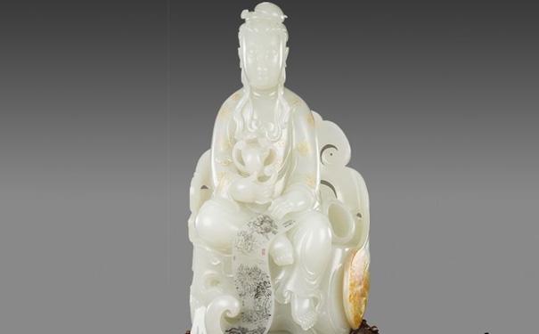 玉雕大师郭文安从艺60周年微雕作品于中国民族艺术馆展出