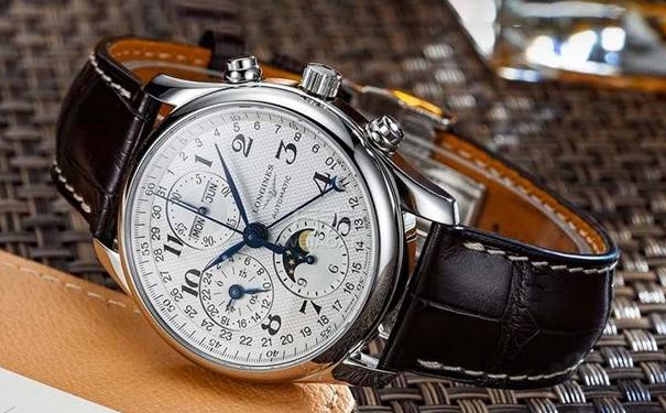 浪琴手表的经典款式