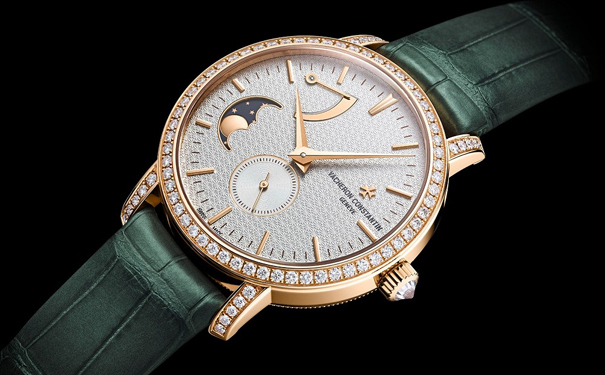 Traditionnelle Moon Phase Harrods 月相腕表