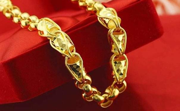 适合女士戴的黄金项链黄金重量是多少